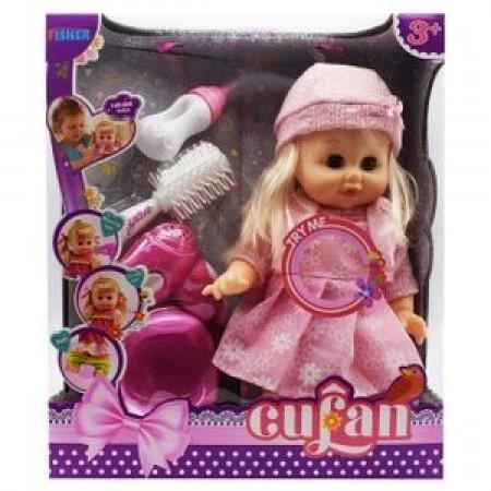 Интерактивна кукла Cufan