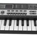 Детски синтезатор с микрофон MQ-6120