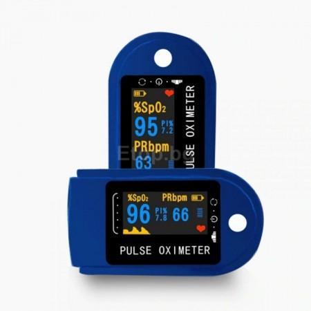 Пулсов оксиметър. Oximeter, за измерване на кислород в кръвта.