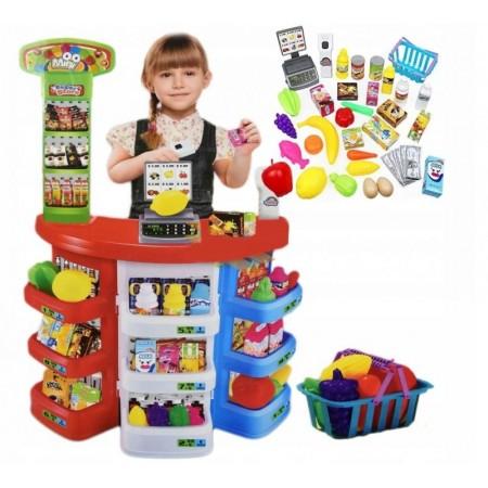 Комплект игра - Супермаркет - Mini Super Store