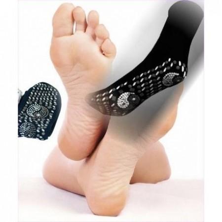 Терапевтични турмалинови чорапи