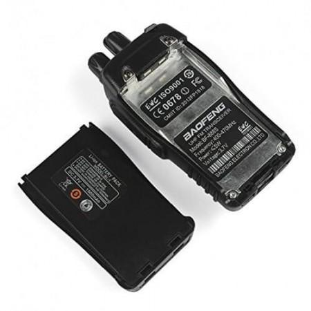 Комплект компактни радиостанции на ултра високи честоти с предвидени 16 канала за комуникация BAOFENG BF-888S