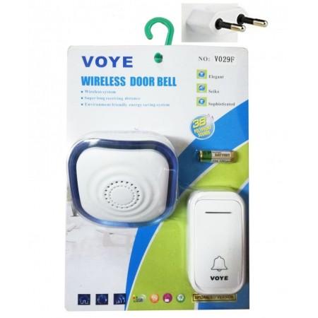Безжичен звънец за контакт VOYE VO29F