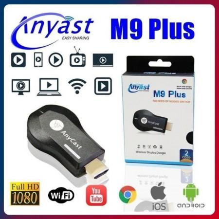 WiFi TV stick Anycast HD за безжично свързване на телефон, таблет с телевизор