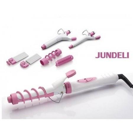 Многофункционален комплект за оформяне на коса Jundeli 6 IN 1 - JDL-091