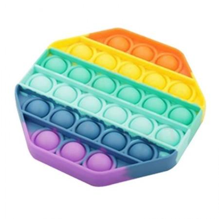 Pop it Rainbow фиджет антистрес играчка