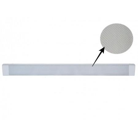 LED осветително тяло тип ПУРА T8 с алуминиев гръб PLATO 120см.