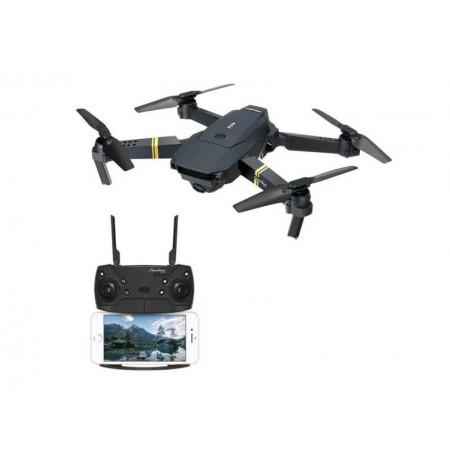 Сгъваем Дрон   Камера за снимки и видео   FPV Live Видео   Поддържане на височина