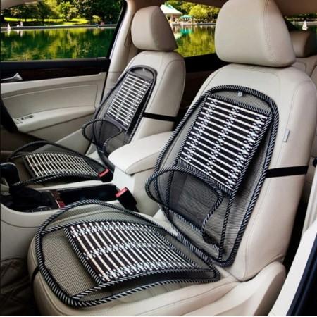 Двойна анатомична седалка за автомобил