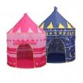 Детска палатка замък за игра - къщичка