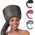 Шапка с тръба за горещ въздух за изсушаване на коса и правене на прическа