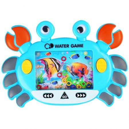 Детска игра с вода и рингове